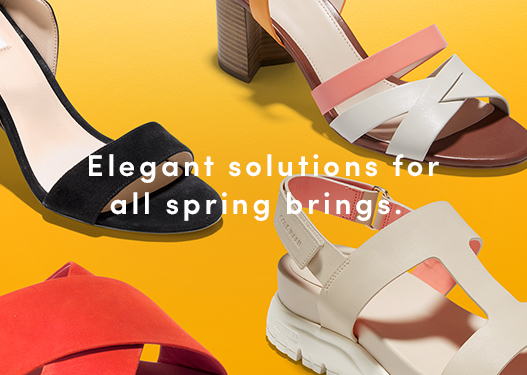 Elegant solutions for all spring brings