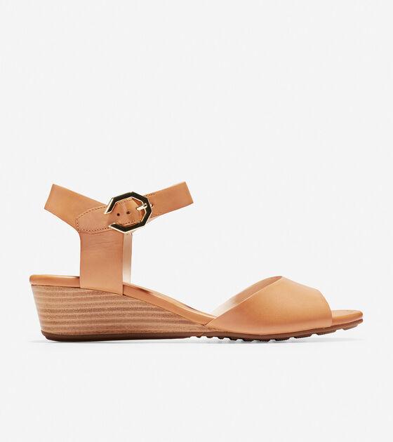 Sandals > Evette Wedge Sandal (40mm)