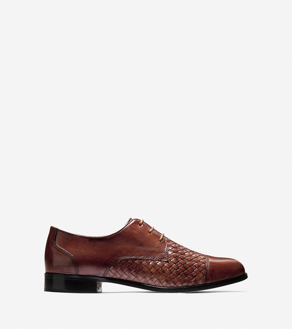 Womens Jagger Weave Oxford