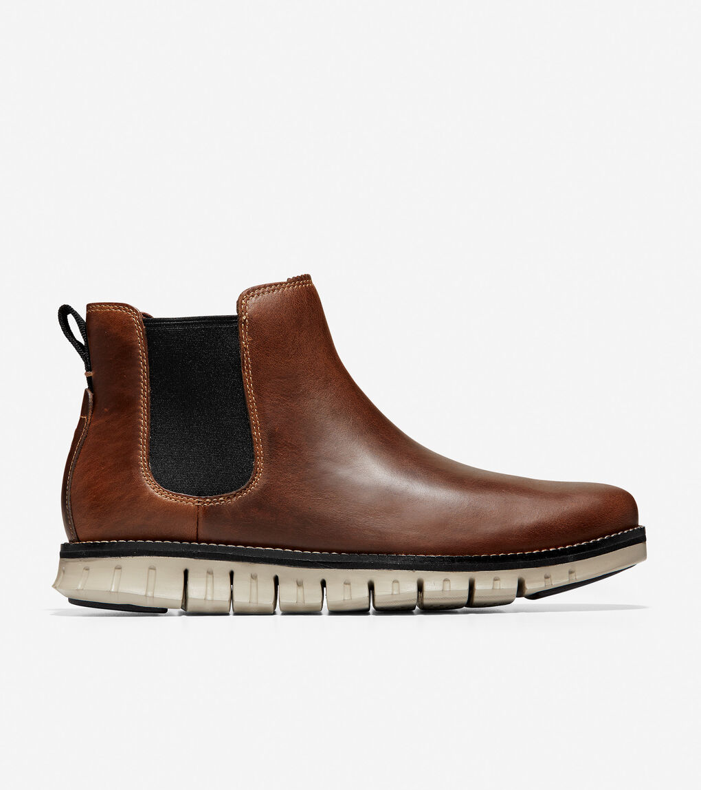 Mens ZERØGRAND Chelsea Boot