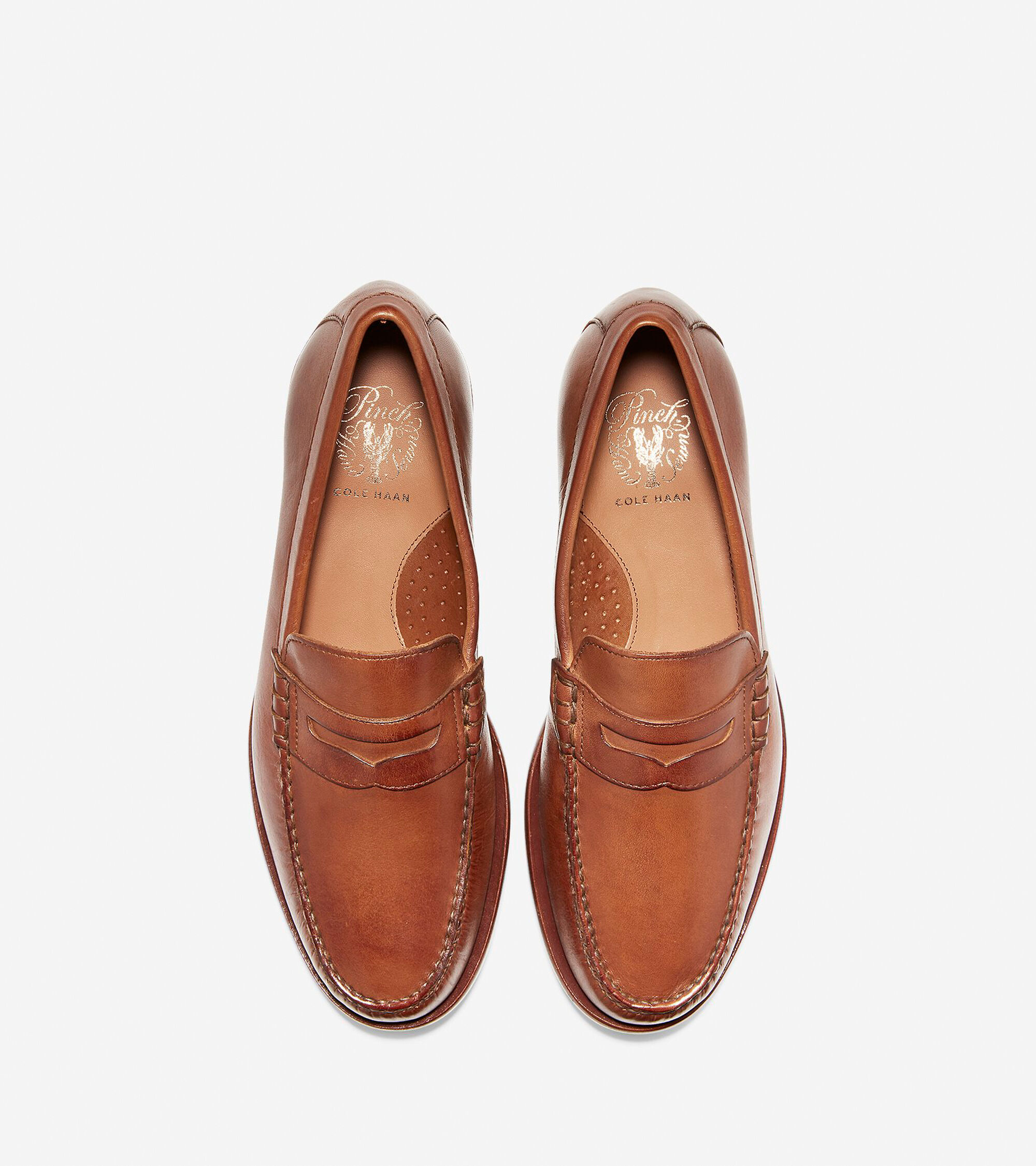 f132aba212ef Men s Pinch Handsewn Penny Loafers in British Tan