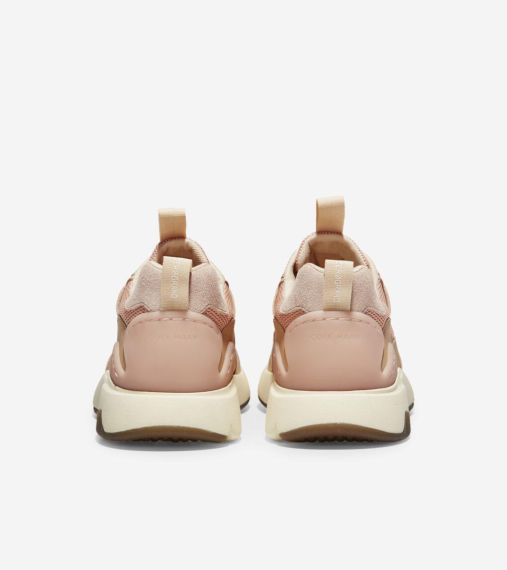 Womens ZERØGRAND City Sneaker