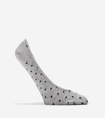 Pin Dot Sock Liner - 2 Pack