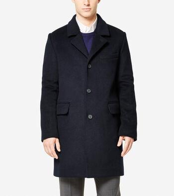 Washington Grand Lambswool Topper Jacket