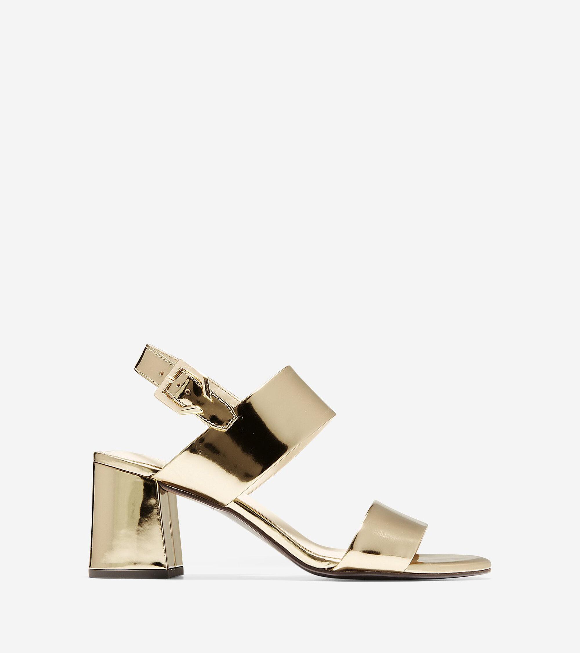 5ca9f82635c Women s Avani City Sandals 65mm in Gold