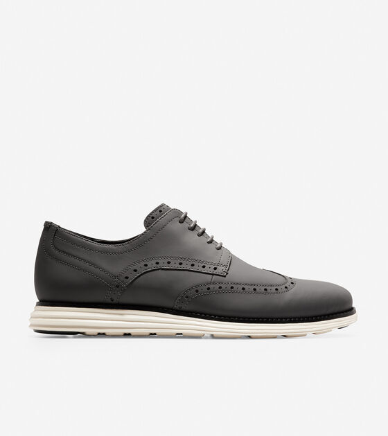 Oxfords > Men's ØriginalGrand Wingtip Oxford