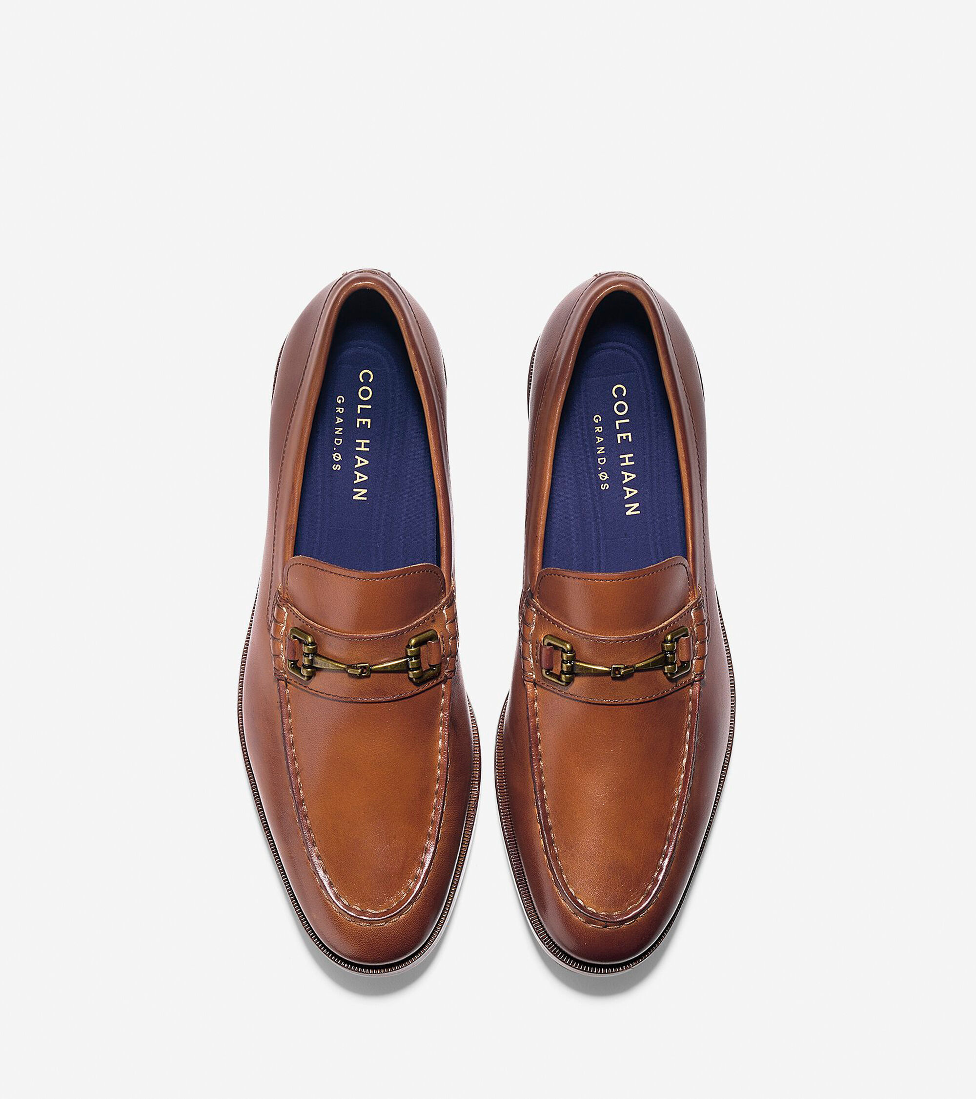 910fed5651d Men s Hamilton Grand Bit Loafers in British Tan