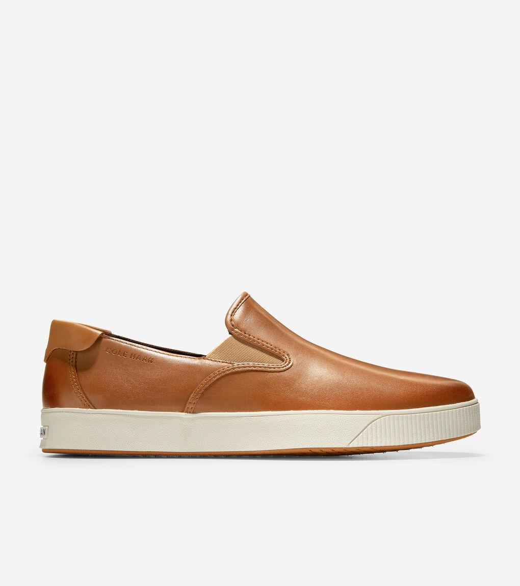 MENS Nantucket Slip-On Sneaker