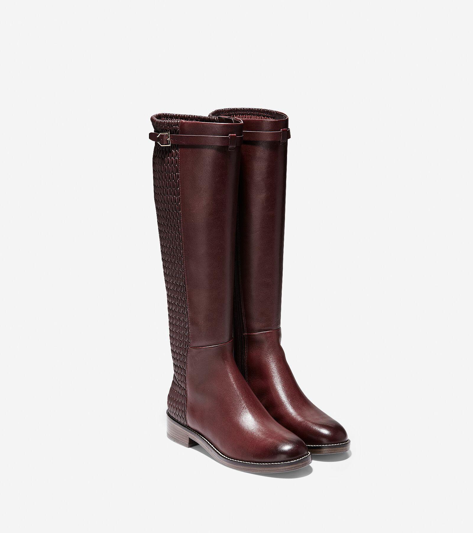 Lexi Grand Stretch Strap Boot (30mm