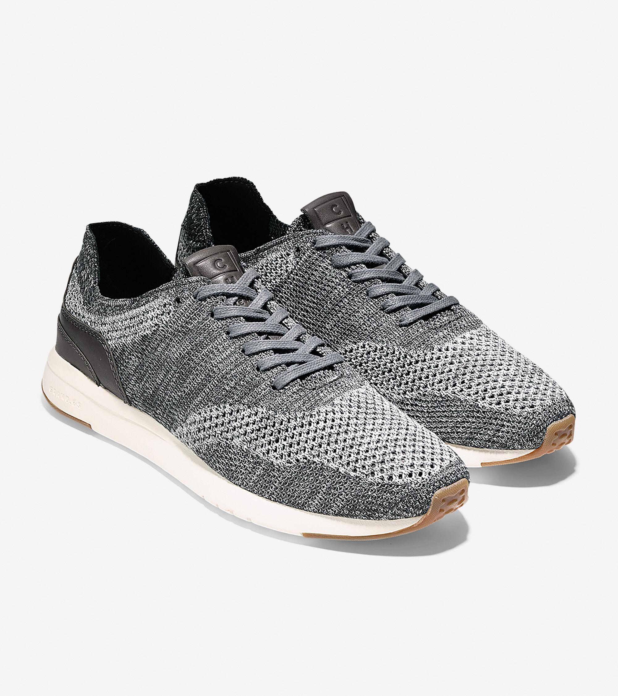 Men's GrandPrø Running Sneaker in Grey
