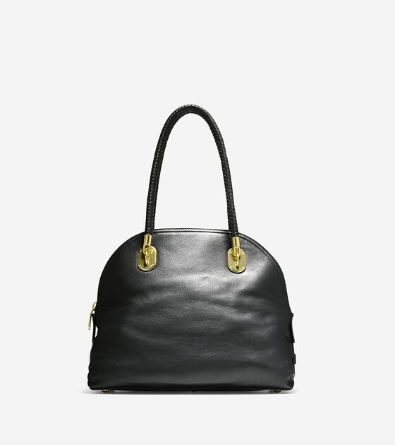Handbags > Benson Dome Satchel