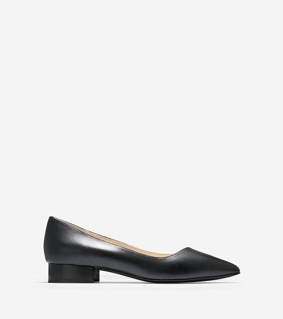 Shoes > Heidy Skimmer Flat (35mm)