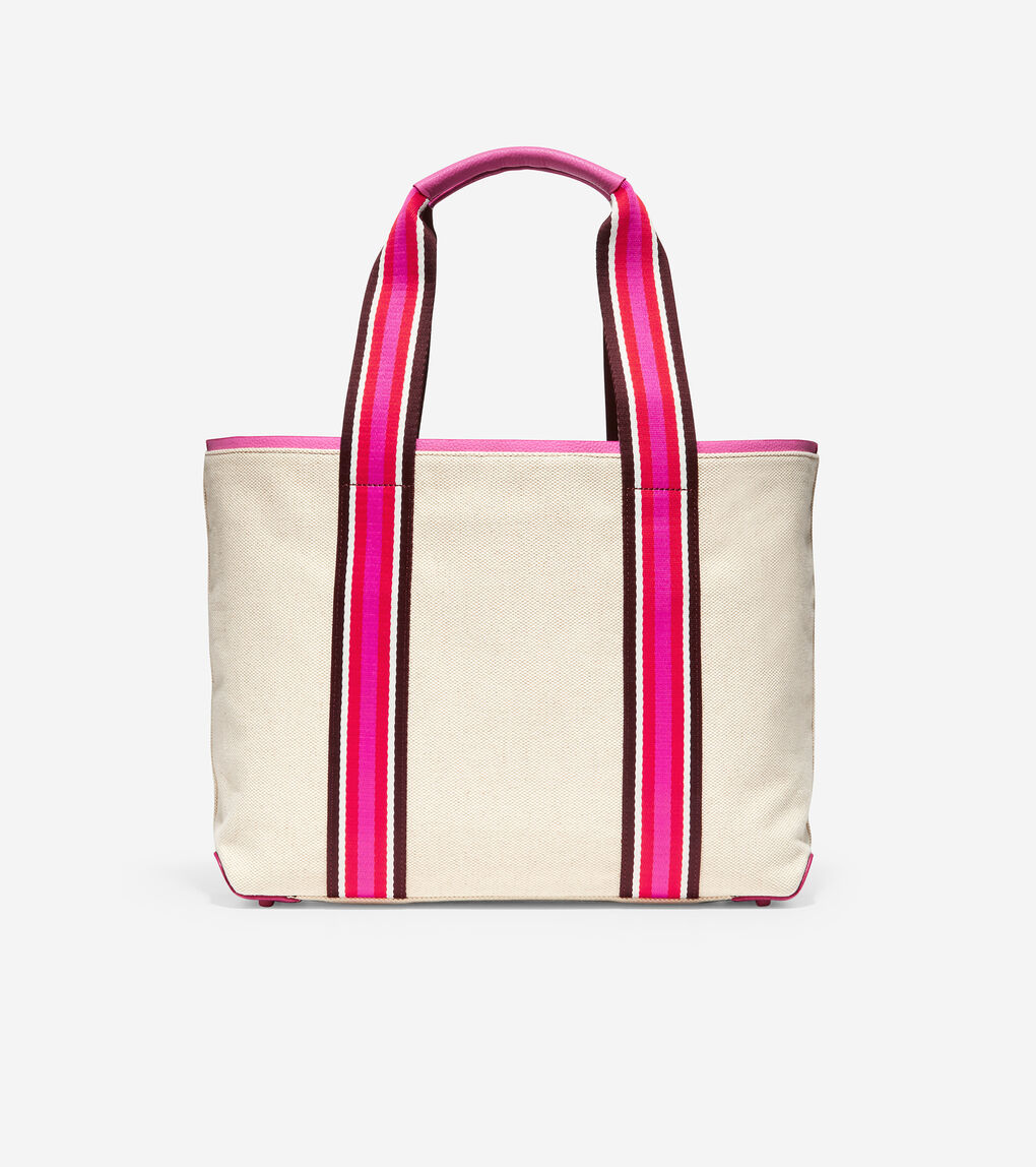 WOMENS Summer Canvas Tote Bag