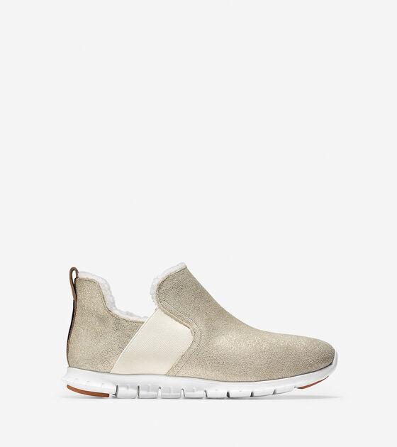 Shoes > Women's ZERØGRAND Slip-on Bootie