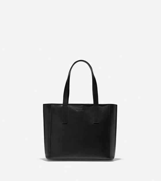 Handbags > Grand.ØS Leather Small Tote