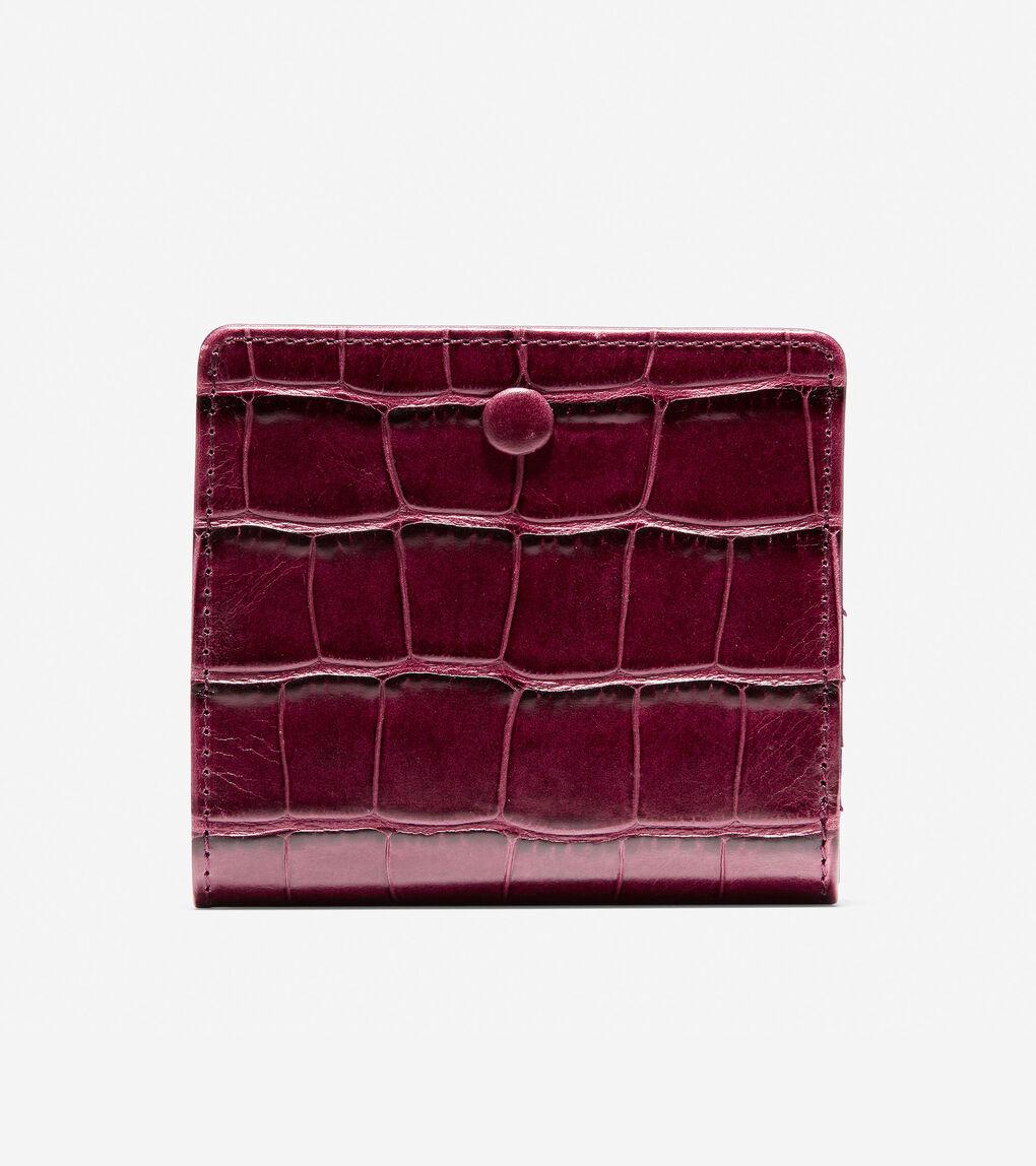 Womens GRANDSERIES Small Wallet