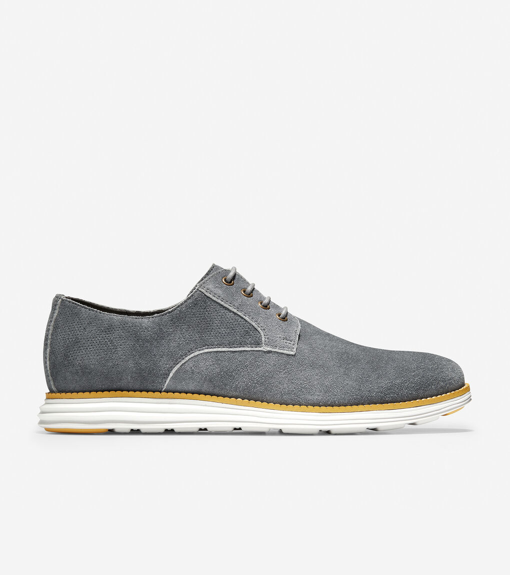 Mens ØriginalGrand Plain Toe Oxford
