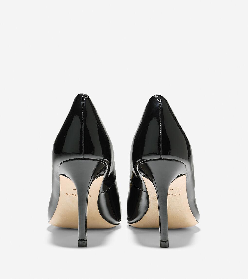 Womens Bethany Pump (85mm) - Almond Toe