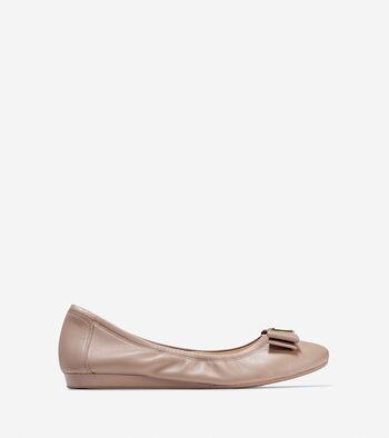 Tali Waterproof Bow Ballet