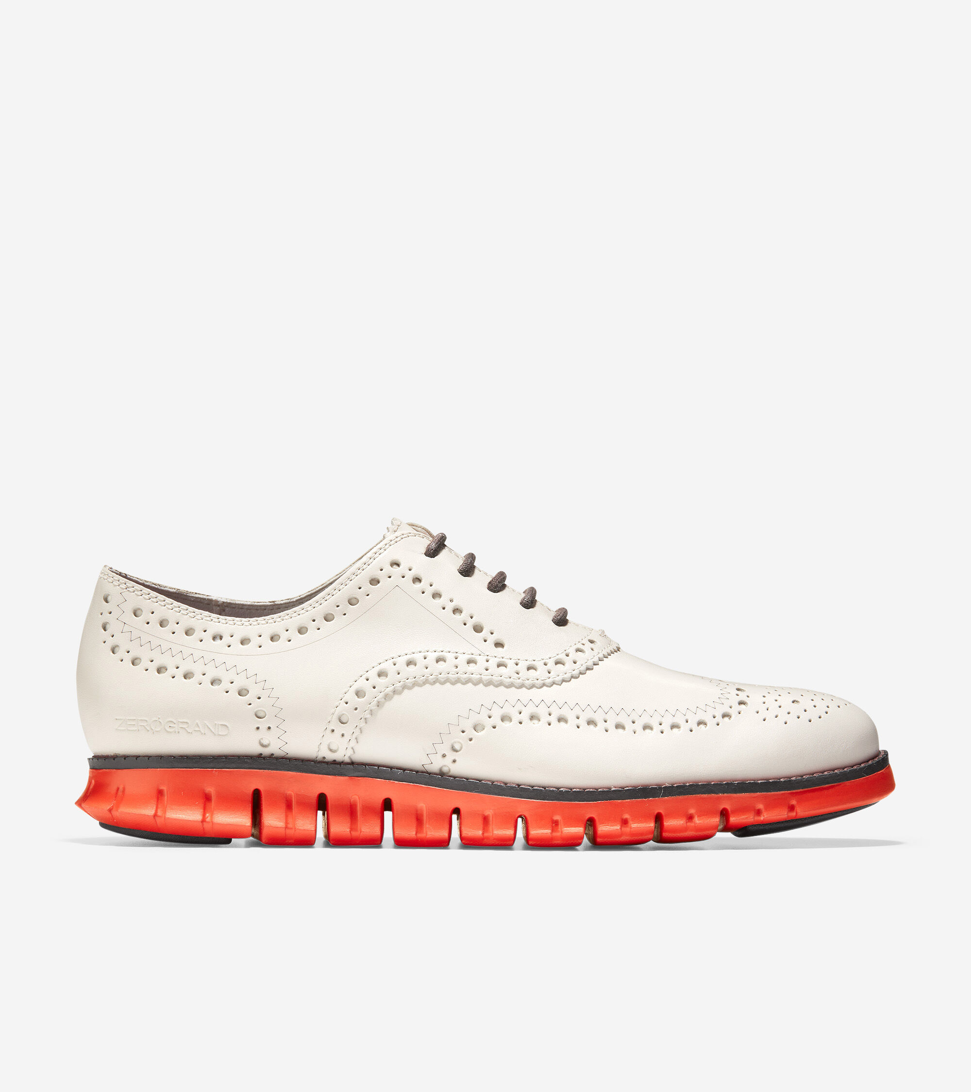 Ivory Leather-Red | Cole Haan