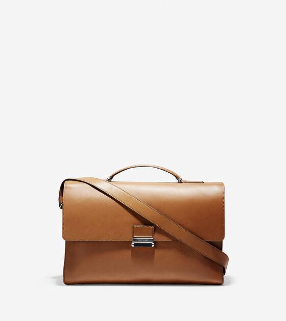 Bags > Washington Grand Double Gusset Brief Case