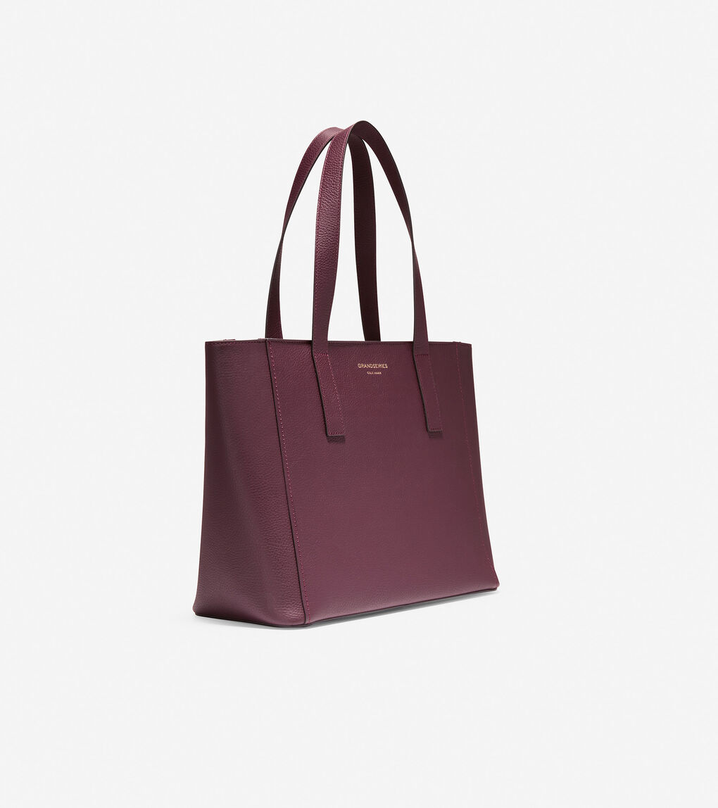 Womens Small Carryall Tote