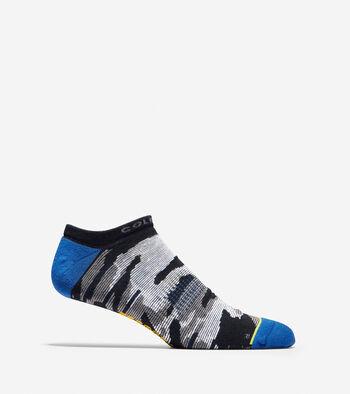 Men's ZERØGRAND Fine Camo Sock Liner