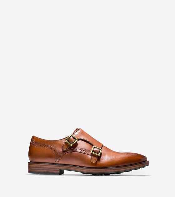 Oxfords & Monks > Hamilton Grand Double Monk