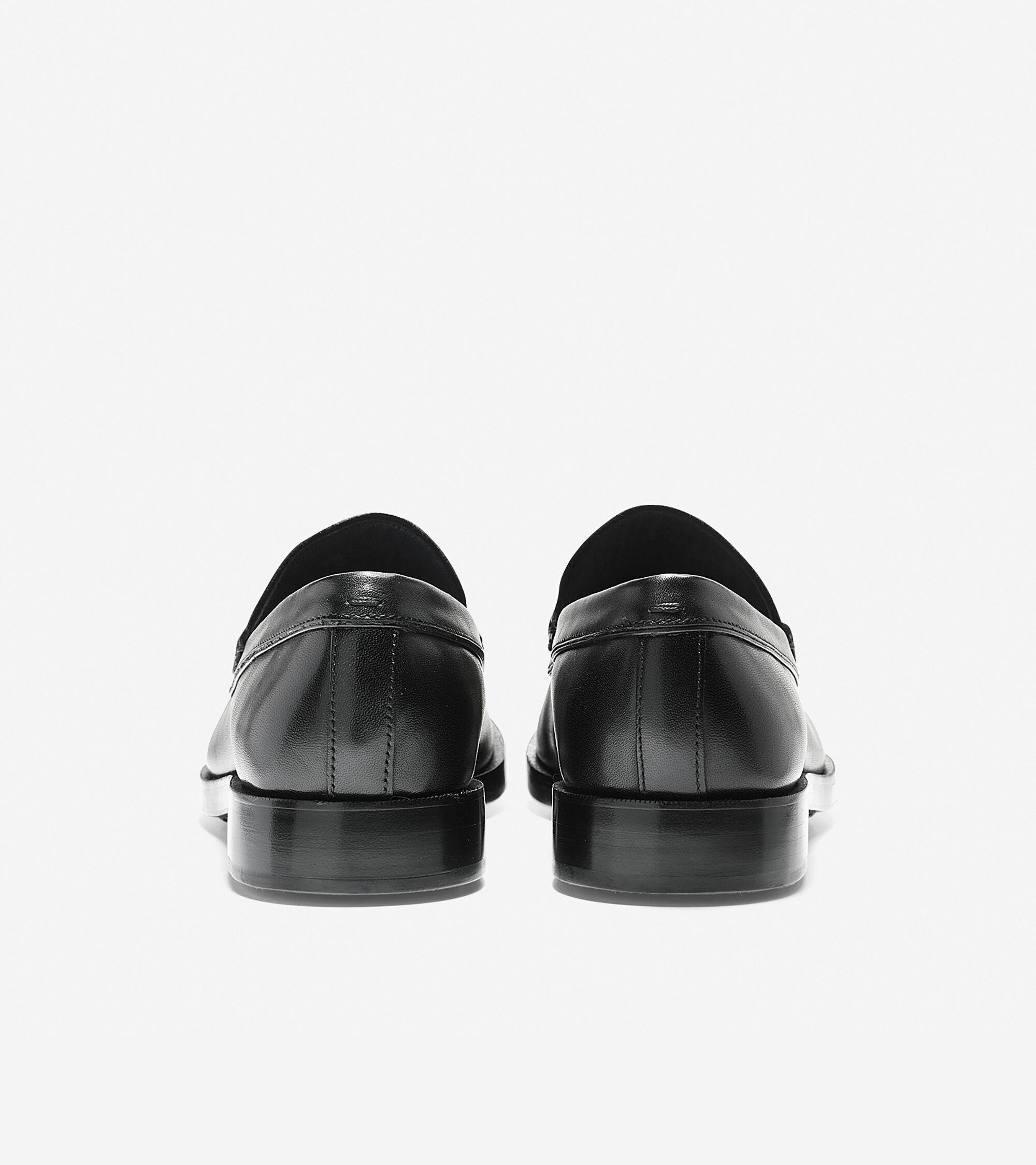 a8ec595f8e3 Men s Hamilton Grand Venetian Loafers in Black