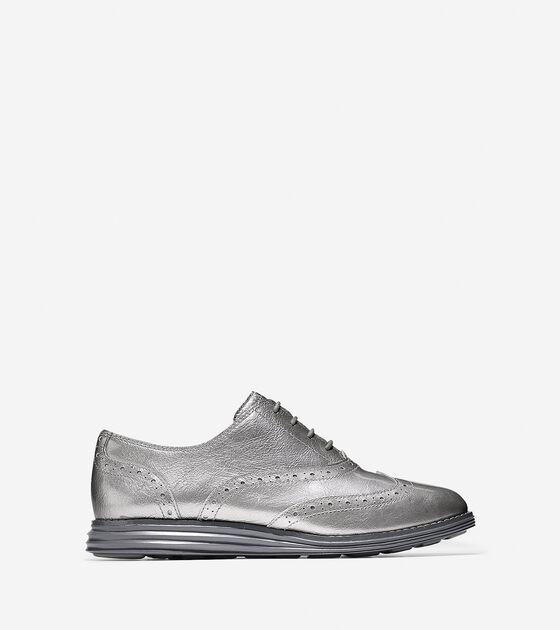 Shoes > Women's ØriginalGrand Waterproof Wingtip Oxford