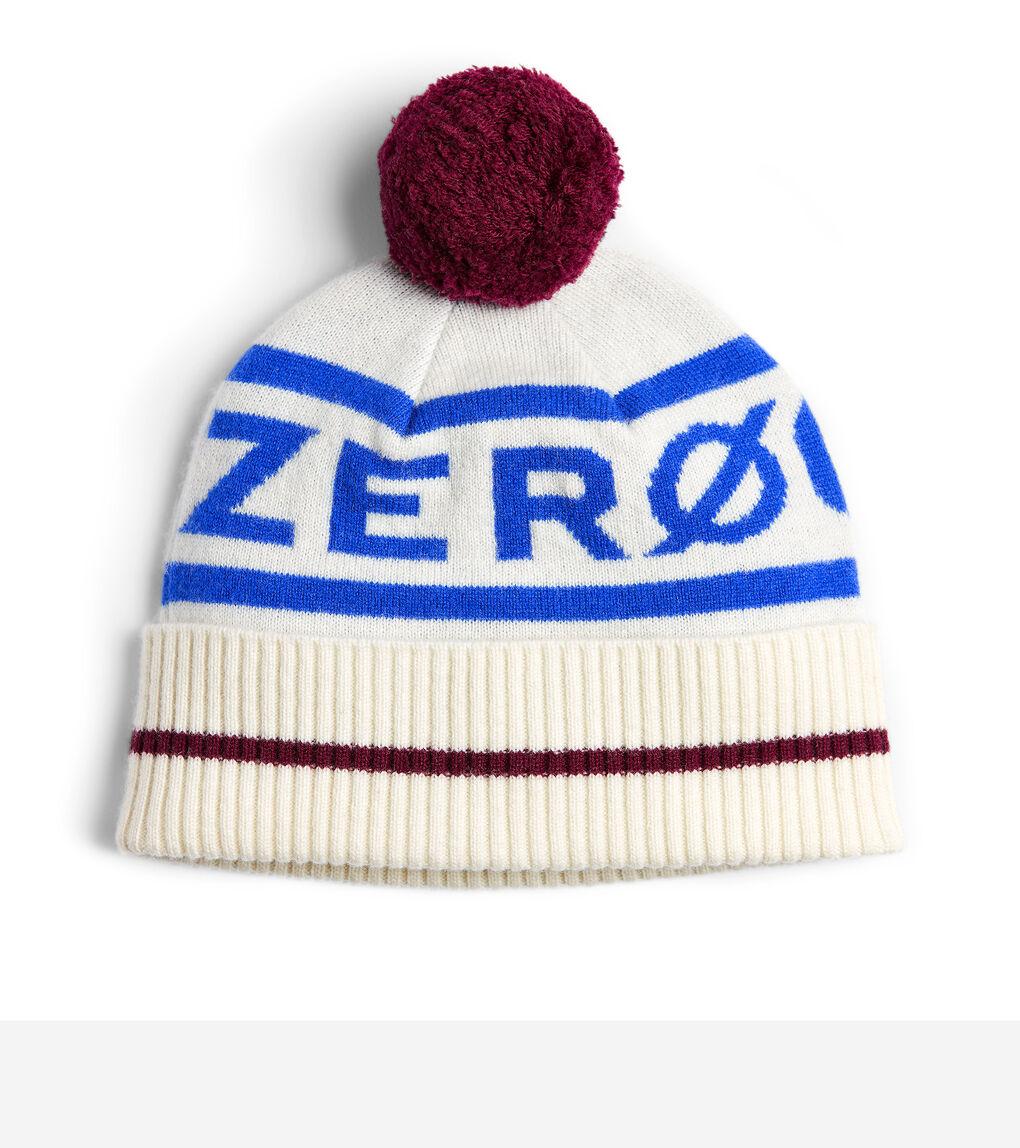 Mens ZERØGRAND Logo Beanie
