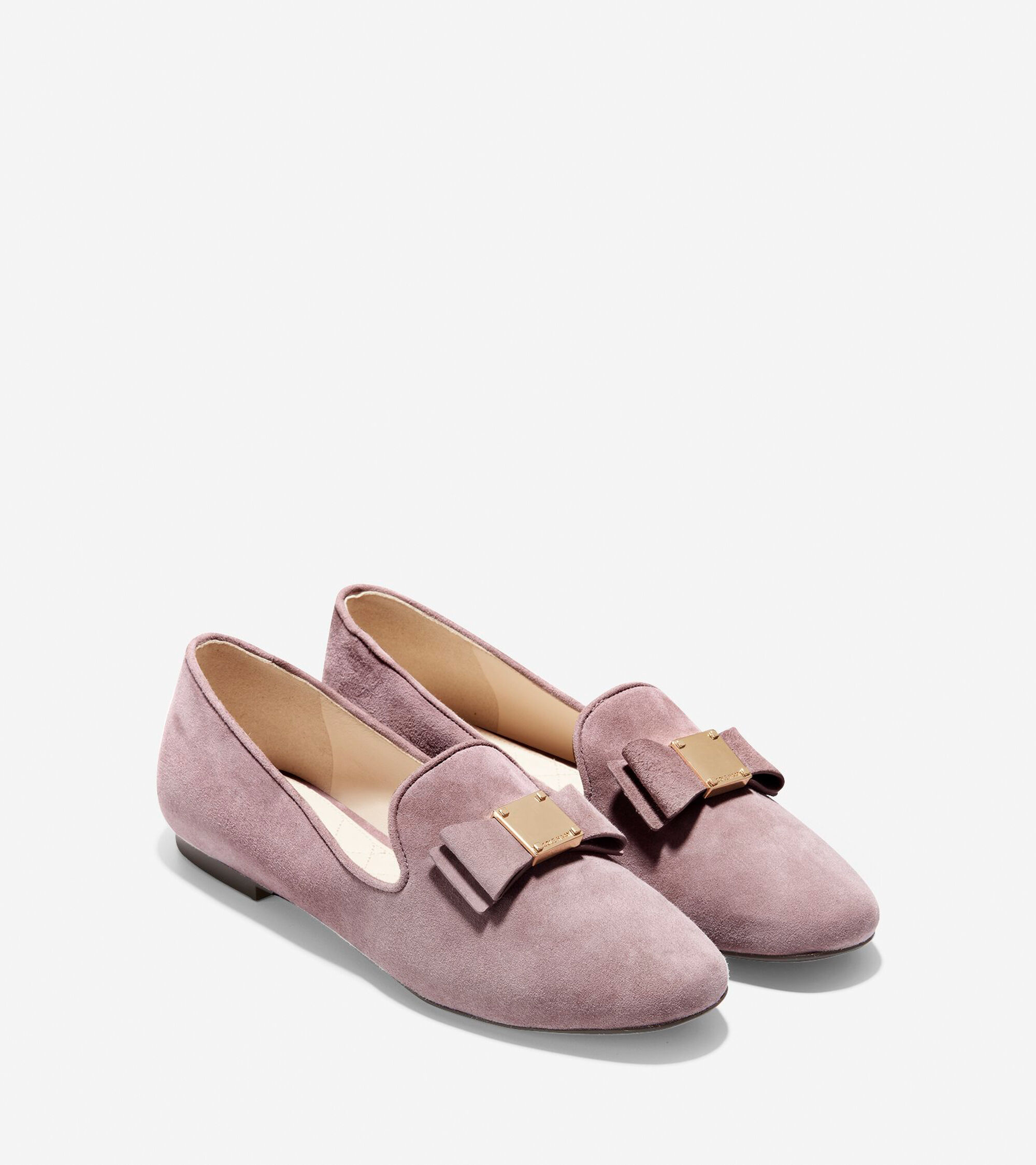 8968252a7c1 Women s Tali Bow Loafers in Twilight Mauve Suede