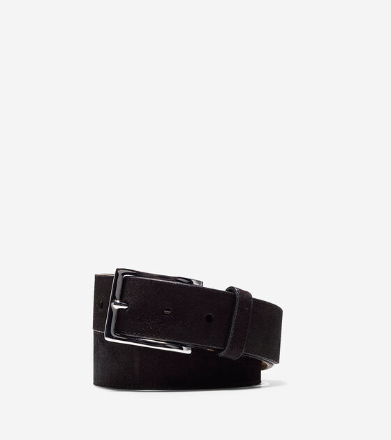 Belts > 32mm Suede Belt