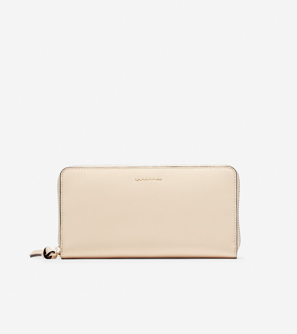 Womens Kaylee Continental Wallet