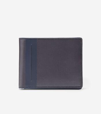 Cole Haan Stripe Billfold Wallet