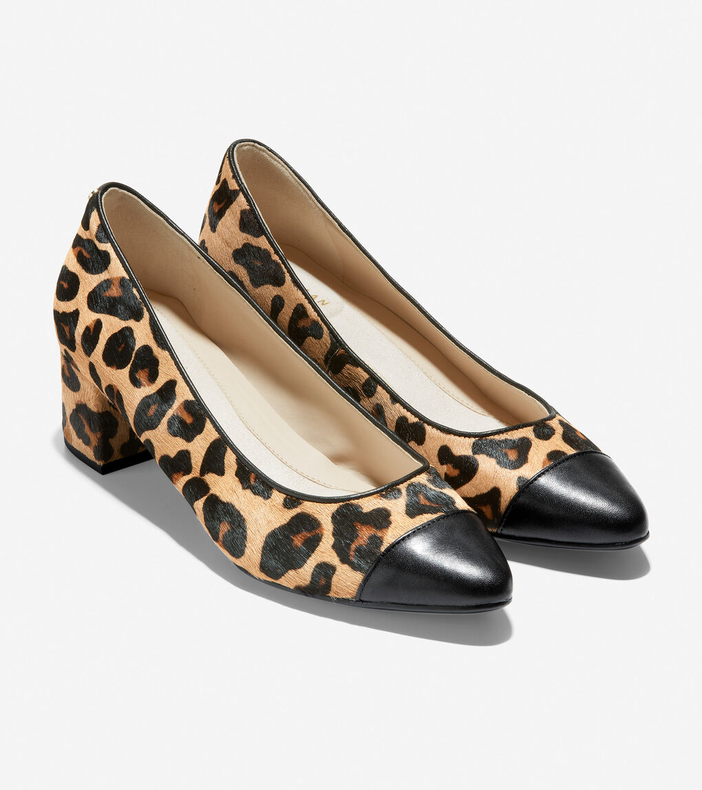 WOMENS The Go-To Block Heel Pump