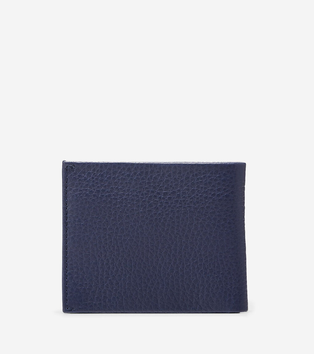 38ab6d30db27 Brayton Bifold Wallet with Coin Pocket