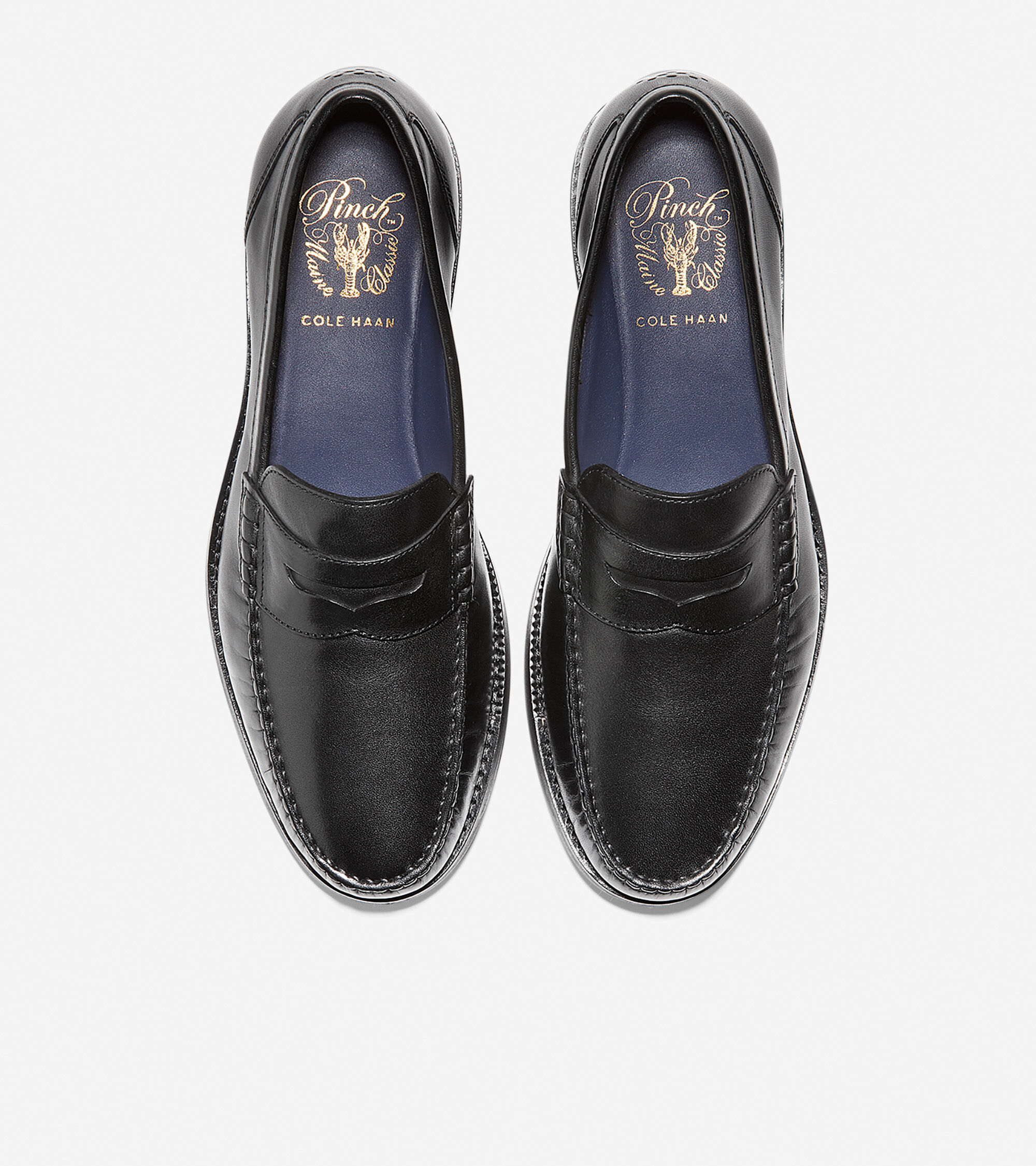 087bfc812a3 Men s Pinch Grand Classic Penny Loafers in Black