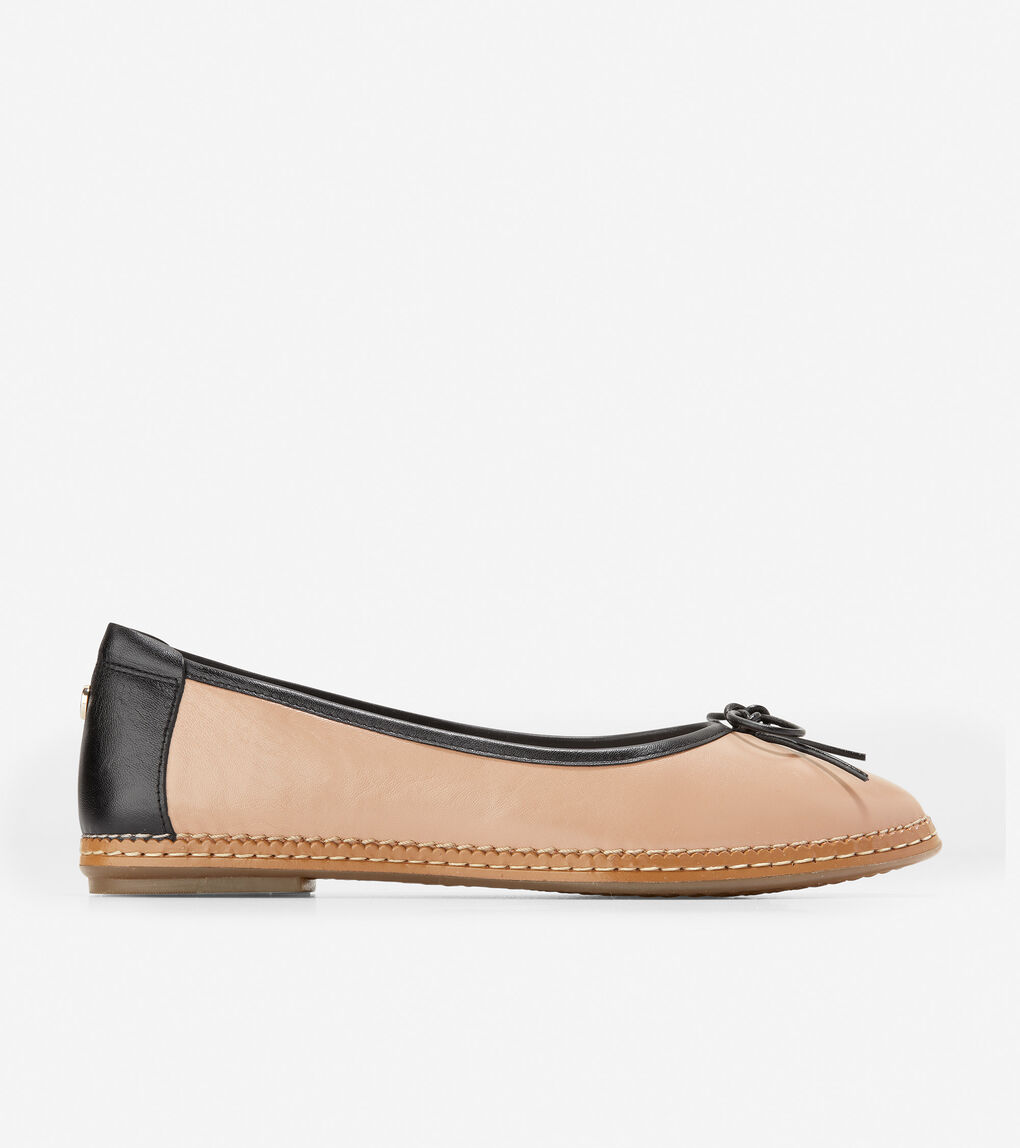 Women Slip On Pointed Toe Flats! Dark Brown Color