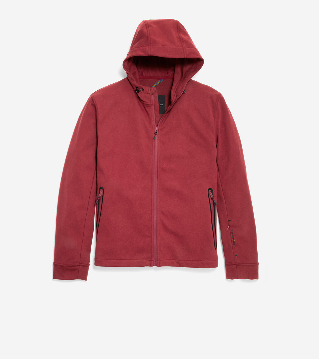 MENS ZERØGRAND Hooded Jacket