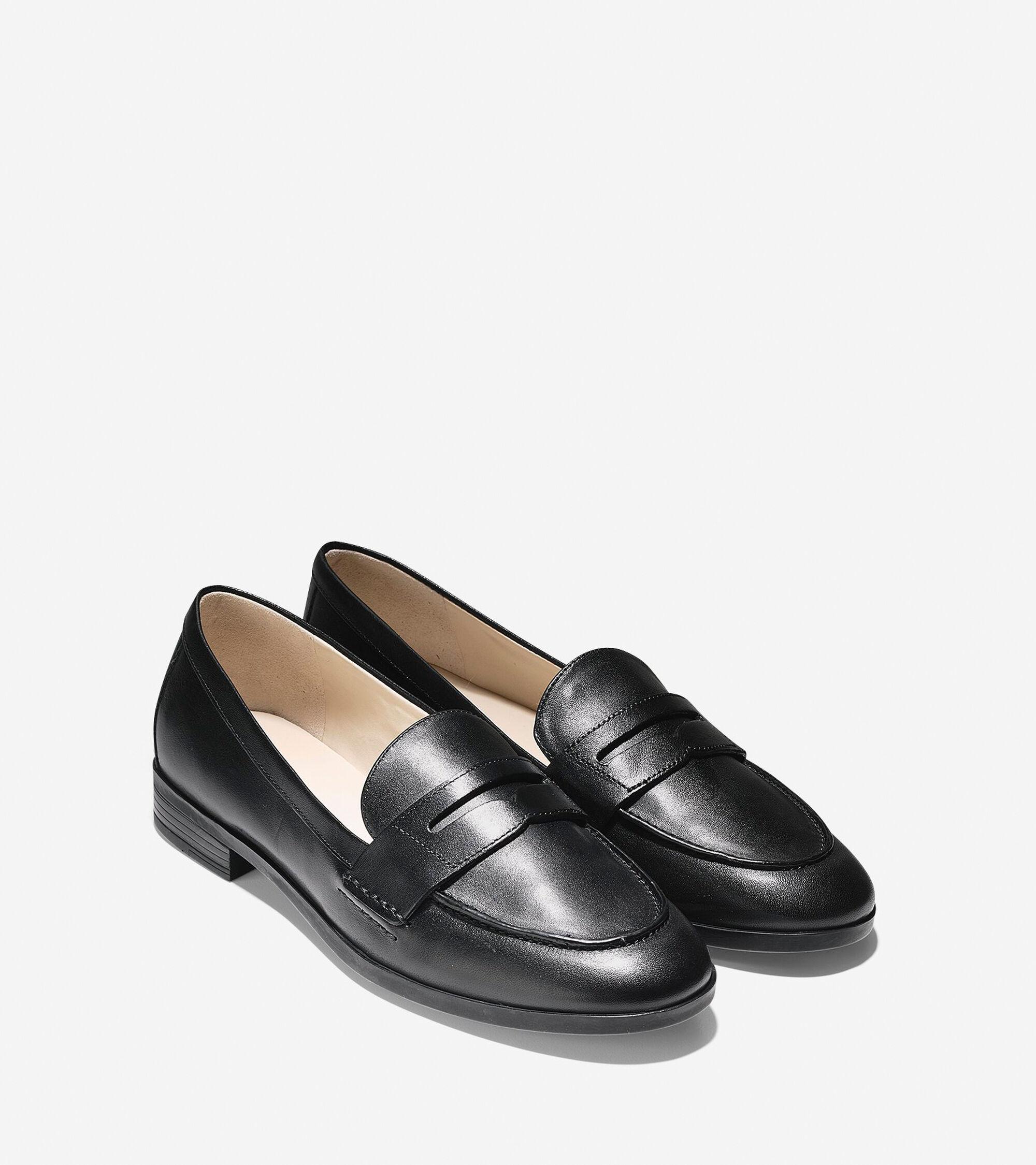 b661258b5b1 Women s Pinch Grand Penny Loafers in Black