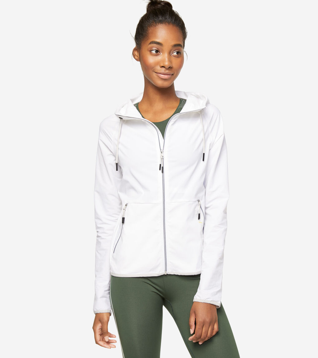 WOMENS ZERØGRAND Packable Running Jacket