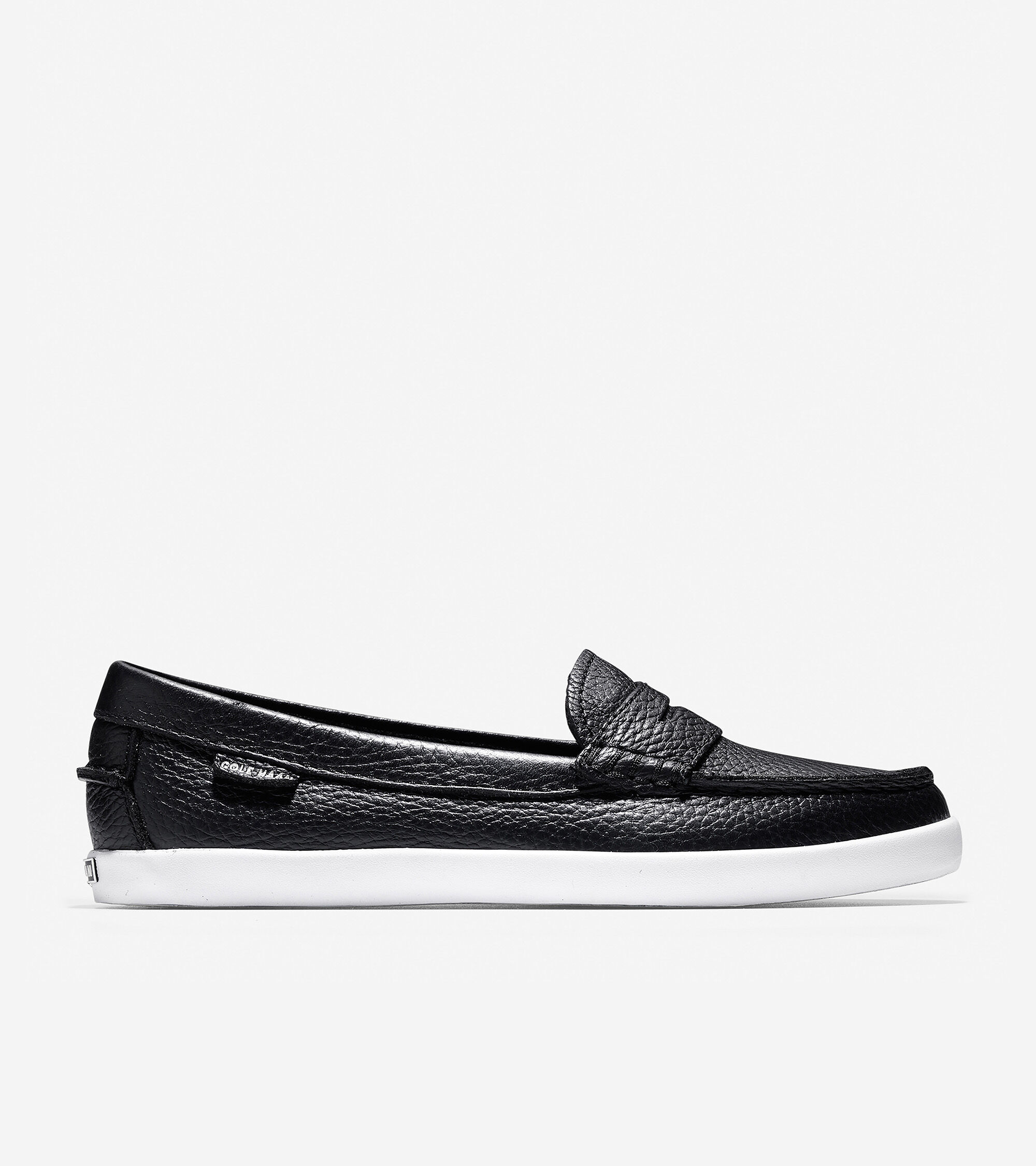 Women's Nantucket Loafer in Black Leather | Cole Haan US