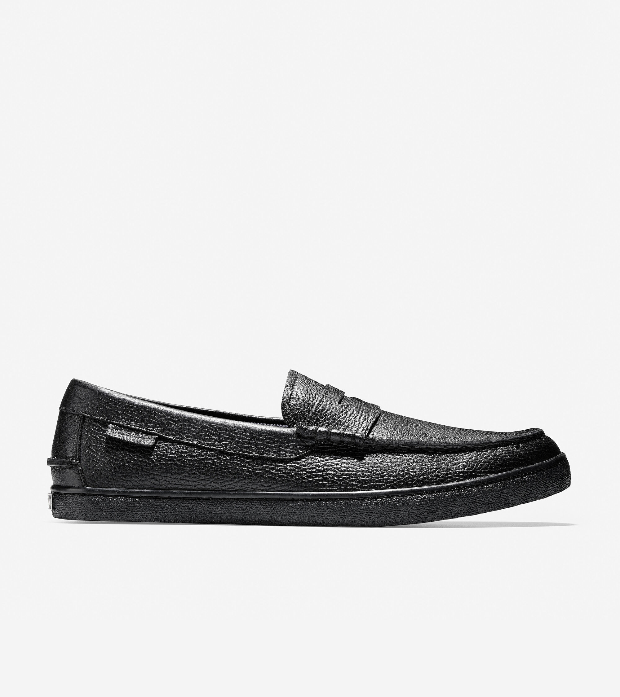 ab69602c212 Men s Nantucket Loafers in Black Leather