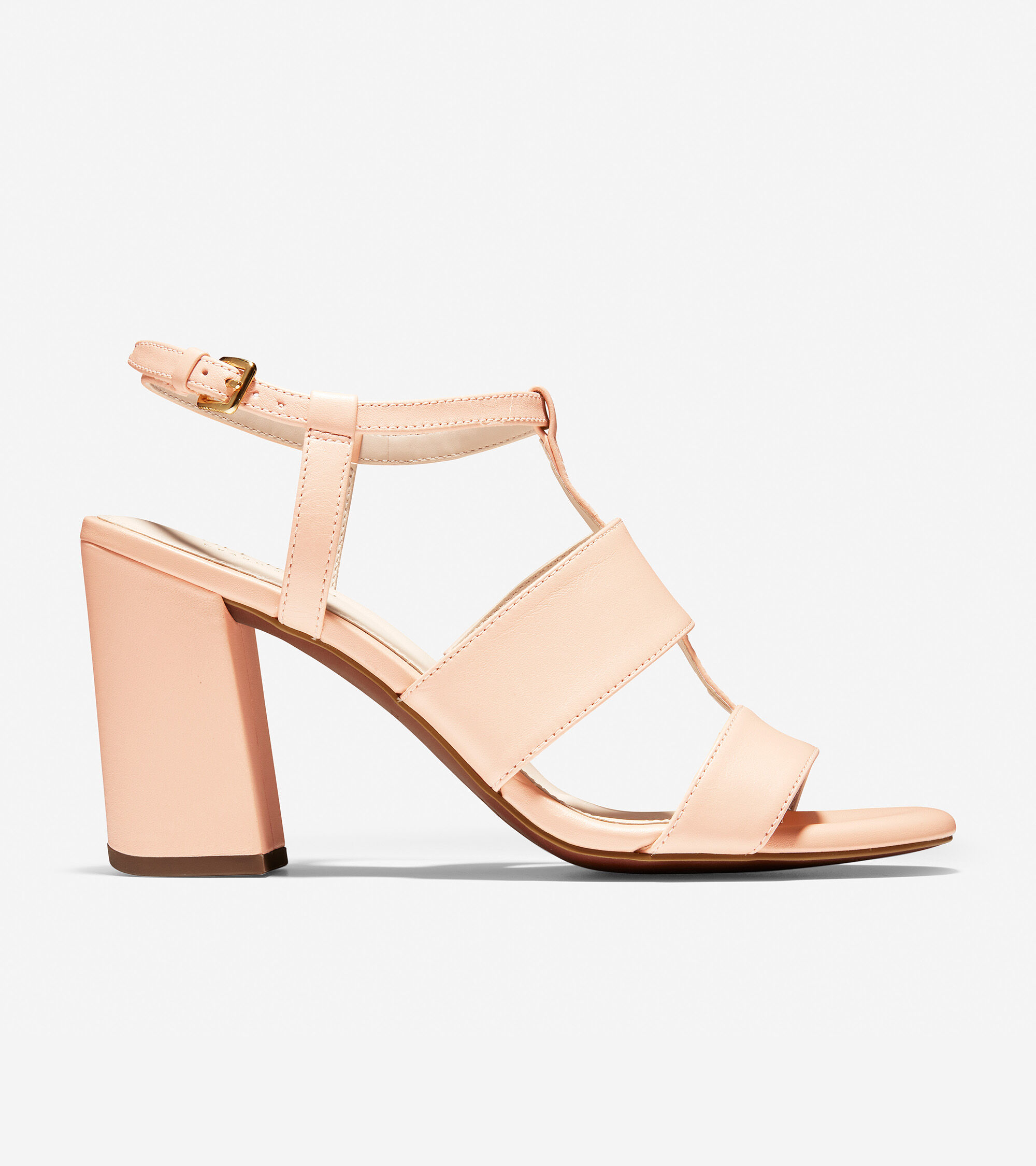 Cole Haan Women's Cherie Grand Block Heel Sandal (85MM)