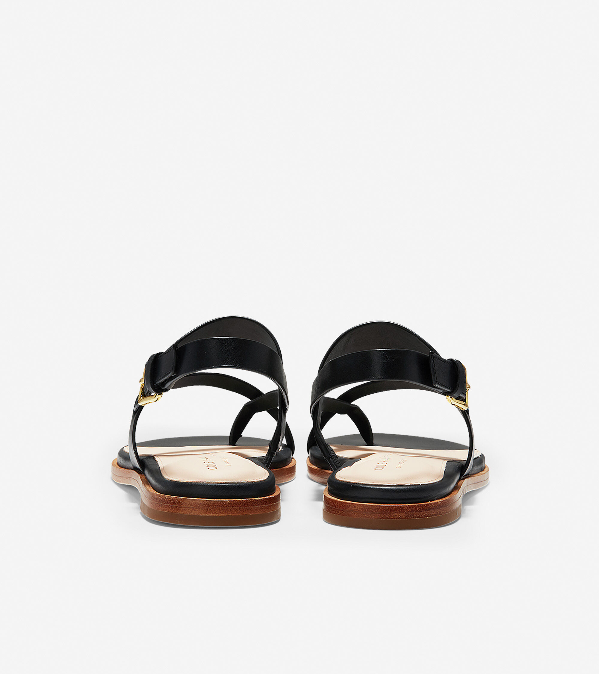 311e9dafd30b Women s Anica Thong Sandals in Black Leather