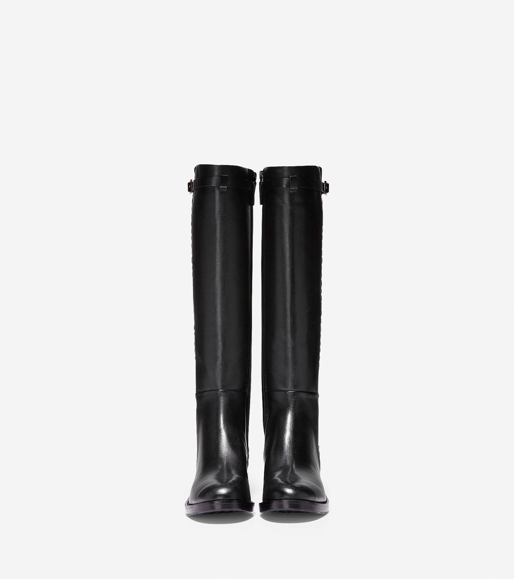 a723f7a1096 Women s Lexi Grand Stretch Strap Boots in Black