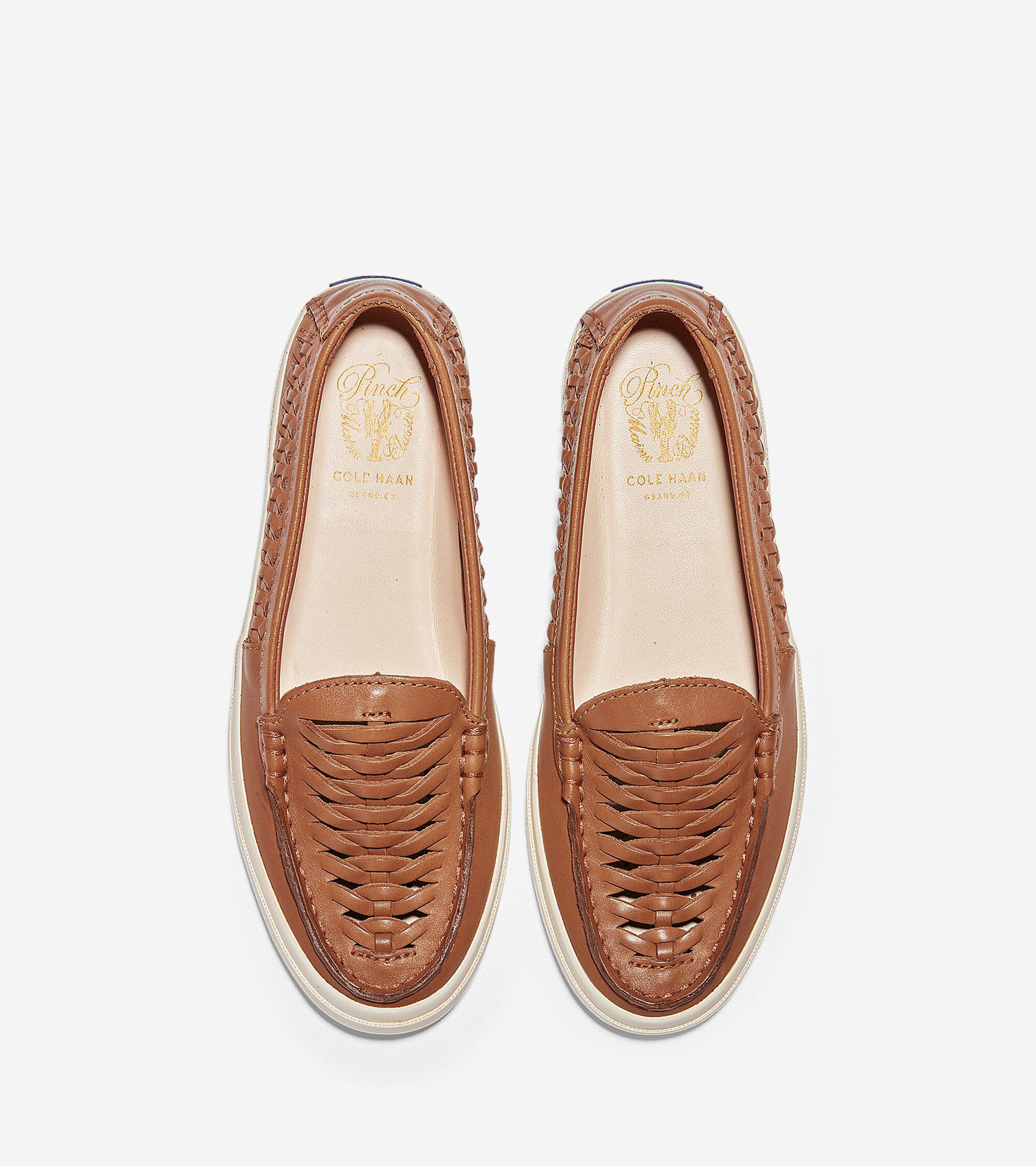 c11fe0ae32f Women s Pinch Weekender LX Huarache Loafers in Tan