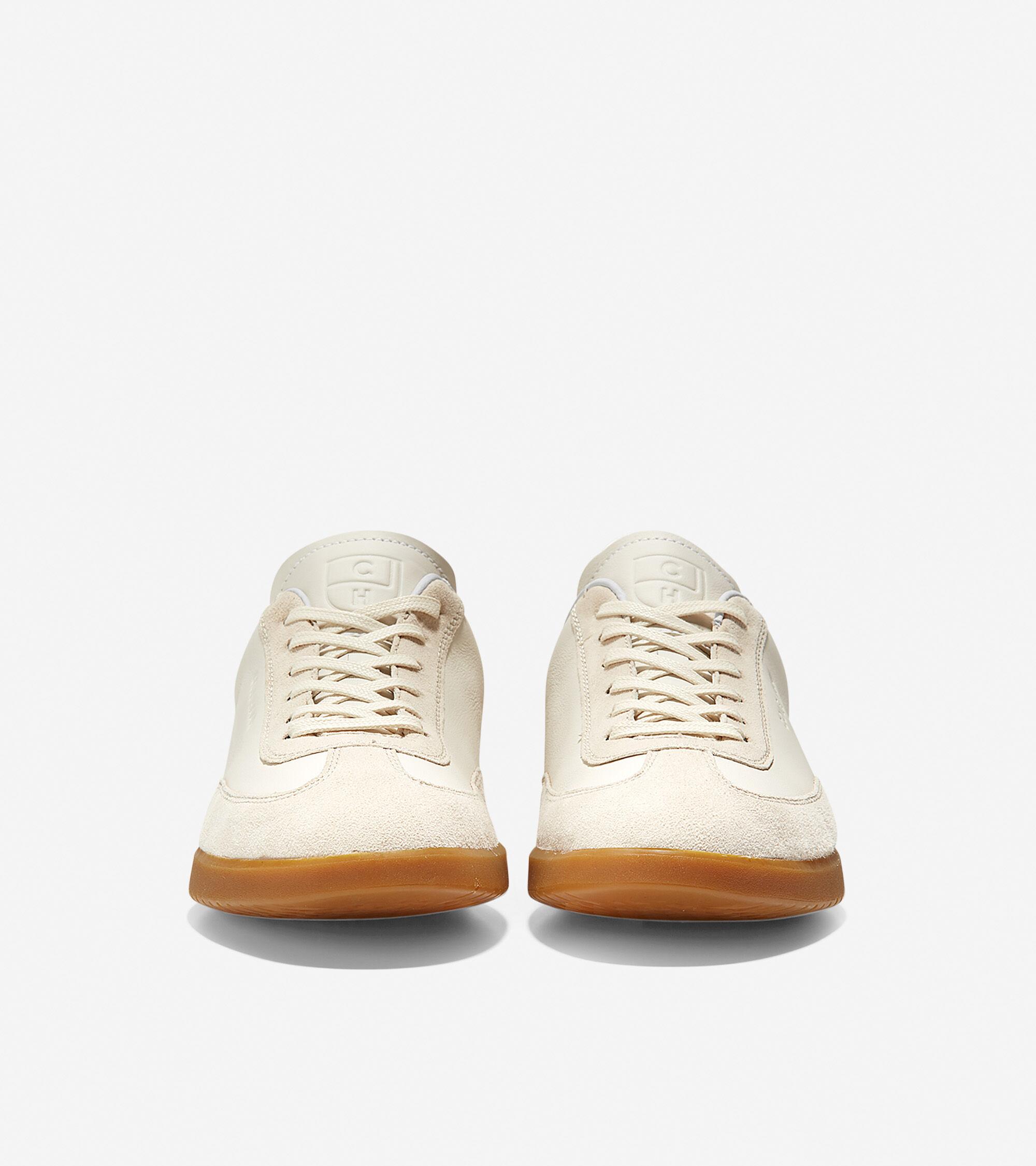 fbf8ce4b3da94 Men s GrandPro Turf Sneakers in Ivory-Pumice Stone