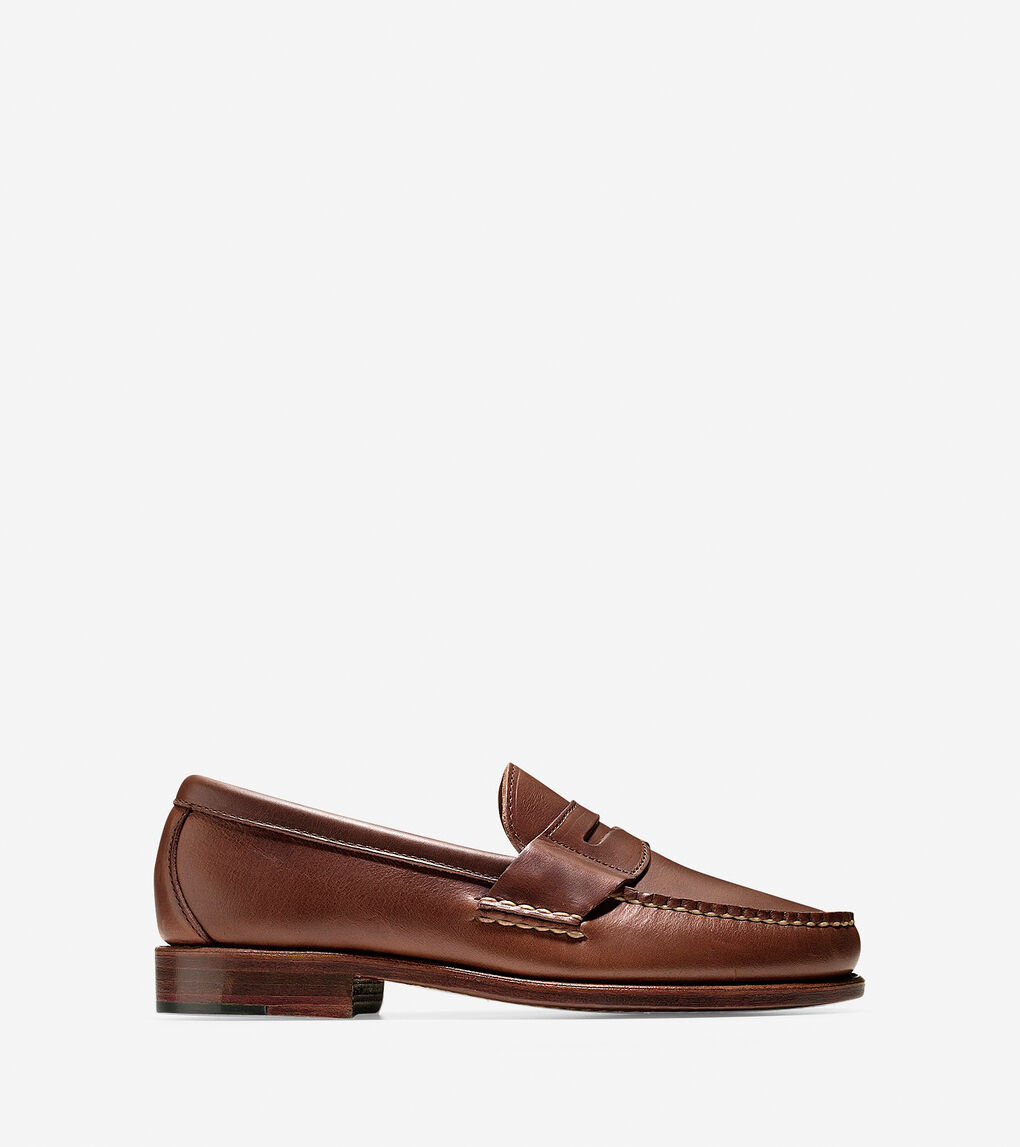 d5a3b9aee6a Scattered throughout the hamlets of Maine are factories that define  American shoemaking. Cole Haan's own story began in these factories.